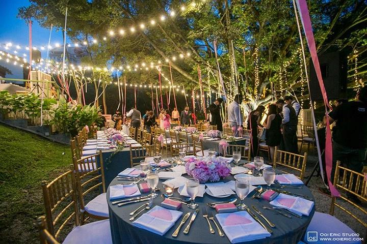 Wedding Venues Malaysia - Wanaka The Bungalow - Ooi Eric Studio