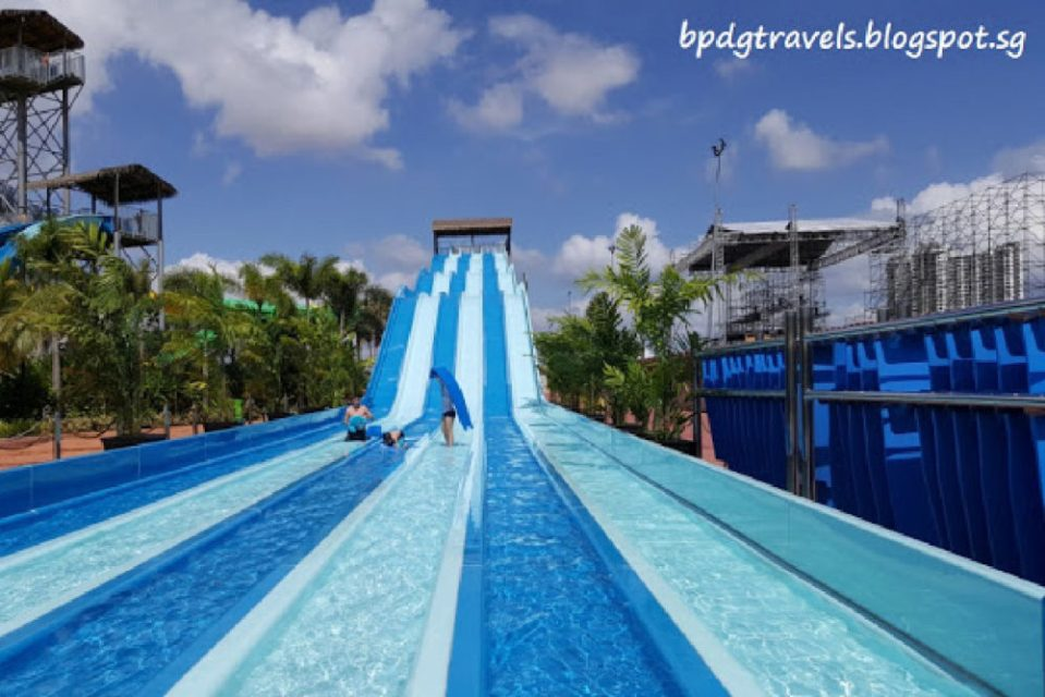 Johor Bahru Honeymoon - Austin Heights Water & Adventure Park - BPDG Travelers