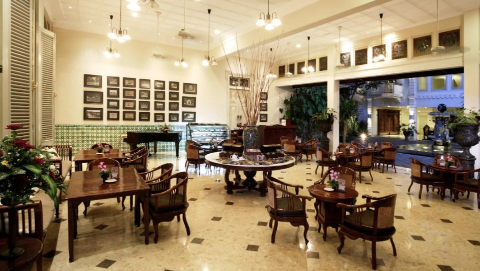 yogyakarta hotels - The Phoenix Hotel – M Gallery by Sofitel - Sofitel