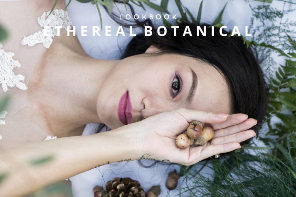Ethereal Botanical Styled Shoot