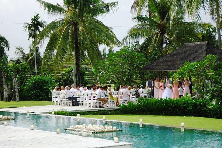 Wedding Venues Bali - Villa Infinity - Vilondo