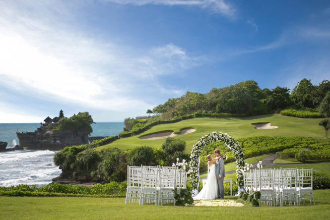 Wedding Venues Bali - Pan Pacific Nirwana Bali Resort - TripCanvas