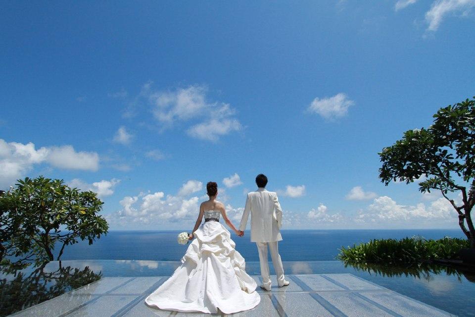 bali beach wedding - Bvlgari Resort Bali