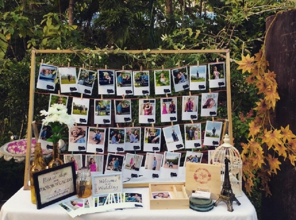 wedding decorations - Merry Me - Instagram