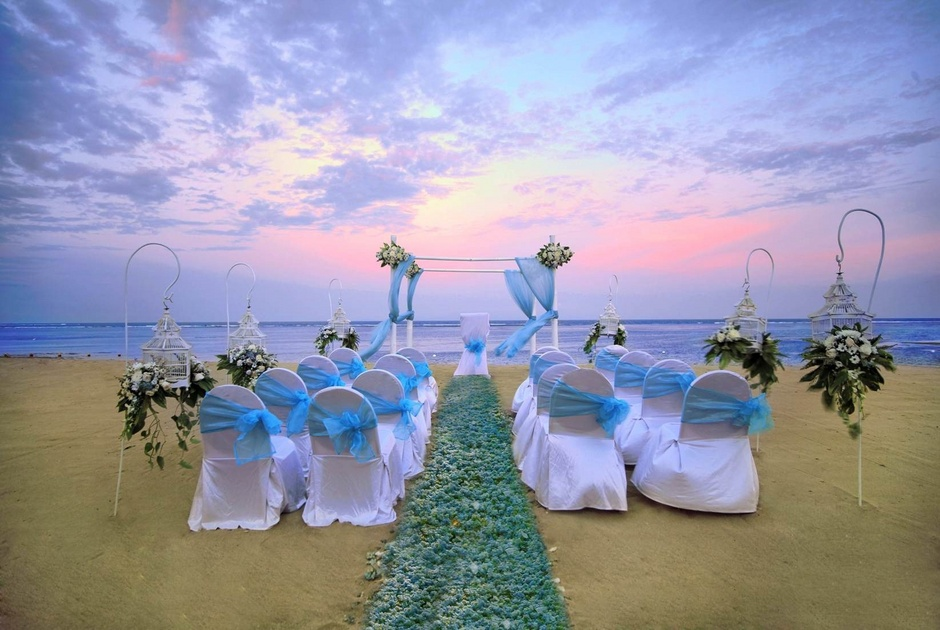 Wedding Venues Indonesia - AYANA Resort and Spa Bali  - Bali for Two