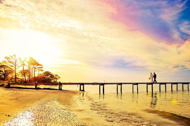 Philippines honeymoon destination - Amanpulo 2 - Dmitri Markine