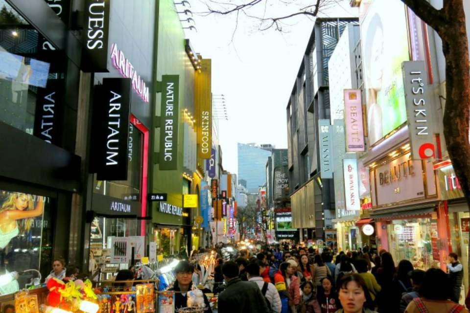 Seoul - Itaewon - eattravelwithus