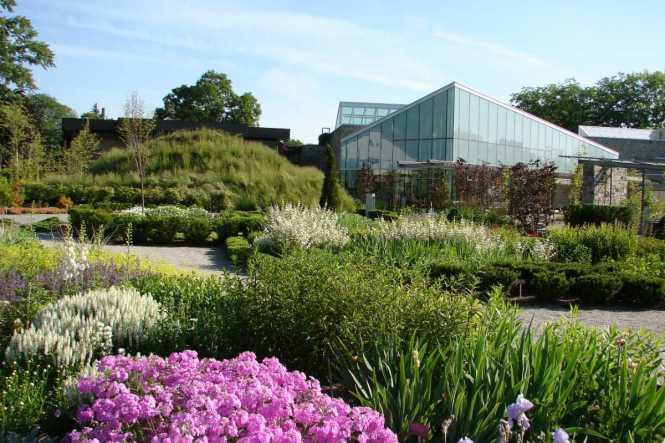 TorontoHoneymoon-botanicalgarden-gardenvisit