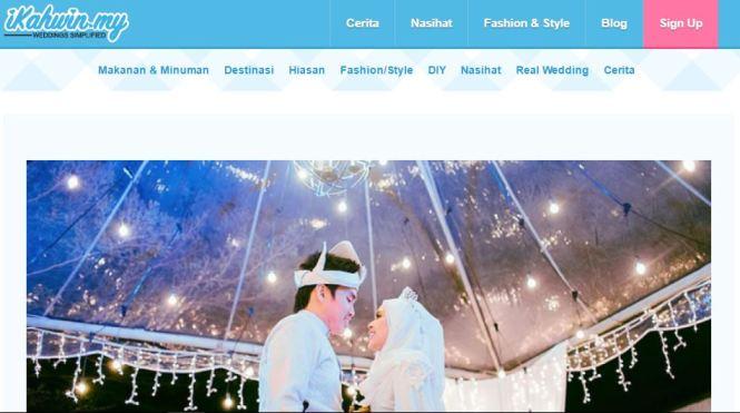 WeddingMalaysiaWeddingWebsites - ikahwin