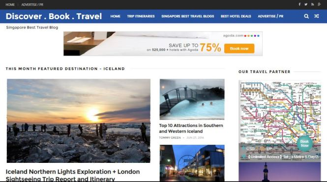DiscoverBookTravel