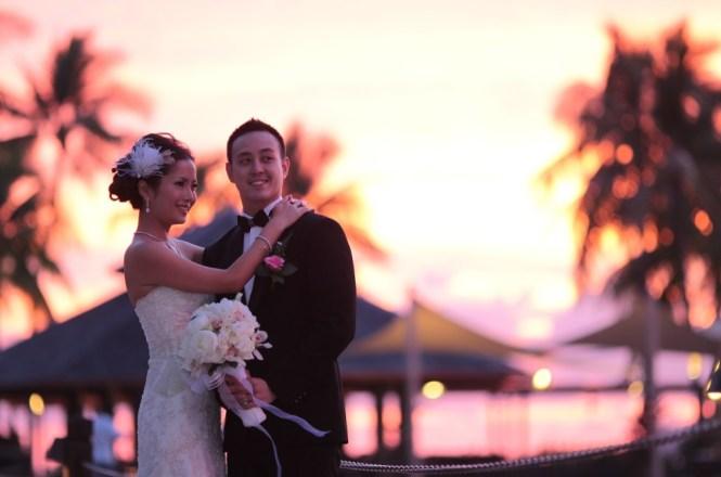 wedding venues malaysia - Shangri-la Tanjung Aru Resort & Spa - Shangri-La Weddings