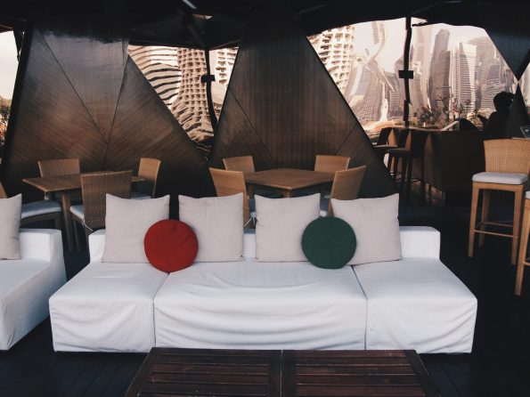 Naumi Hotel - Cloud 9 Infinity Pool - Wedding Solemnisations