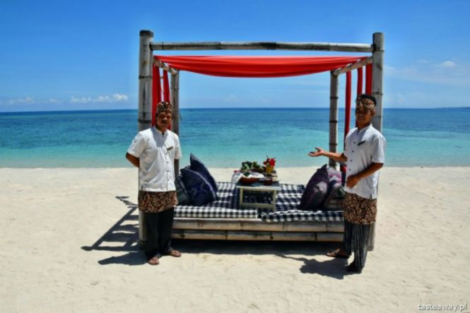 Lombok Hotels - Tugu - Tasteaway