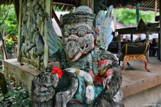 Lombok Hotels - Tugu2 - Tasteaway