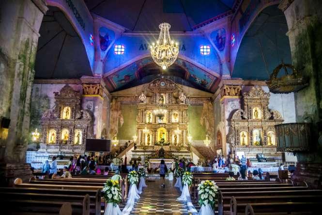 Beautiful Chapels & Churches - Baclayon Church - Wikimedia