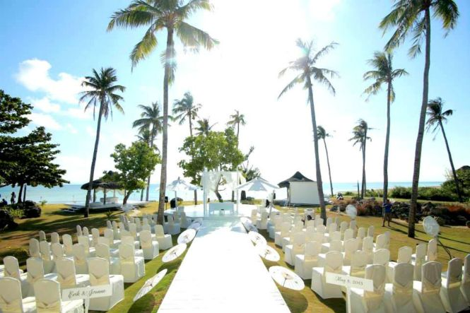 Unique Wedding Venues - Balesin Island Club - Lead Events PH