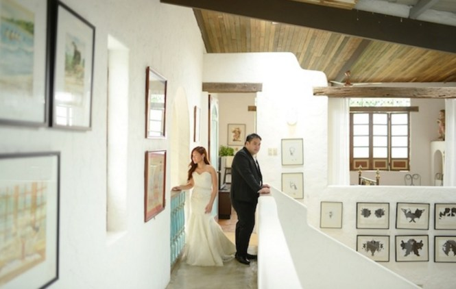 Unique Wedding Venues - Pinto Art Museum - Bride and Breakfast PH