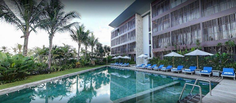 Wyndham Tamansari Jivva Bali Resort Pool
