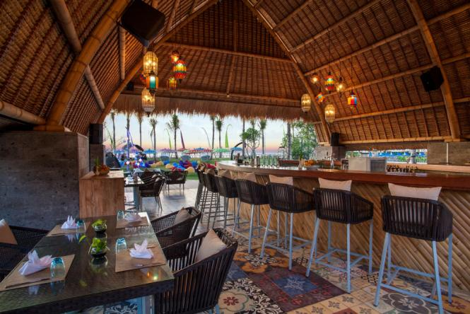 The Bar at Jivva Beach Club