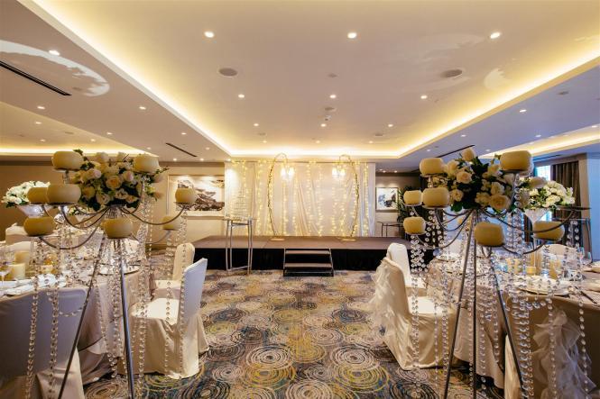 Mandarin Oriental Wedding Garden Suite