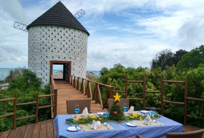 honeymoon destinations indonesia - Arumdalu Private Resort