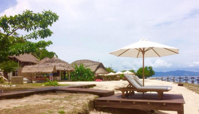 honeymoon destinations indonesia - Komodo Resort