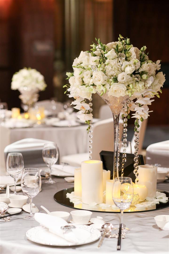 Mandarin Oriental Wedding Theme