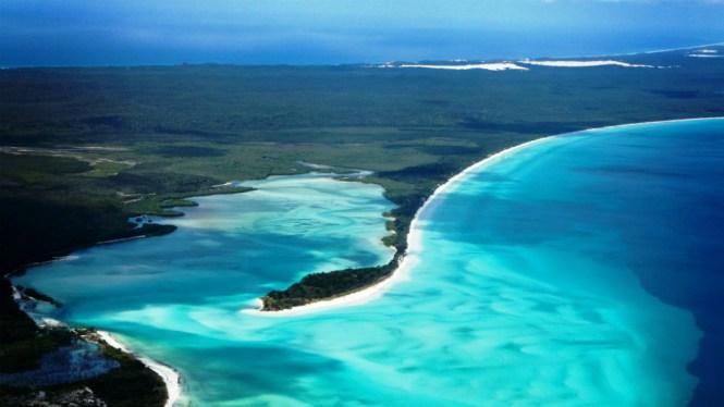 Australia Honeymoon Fraser Island