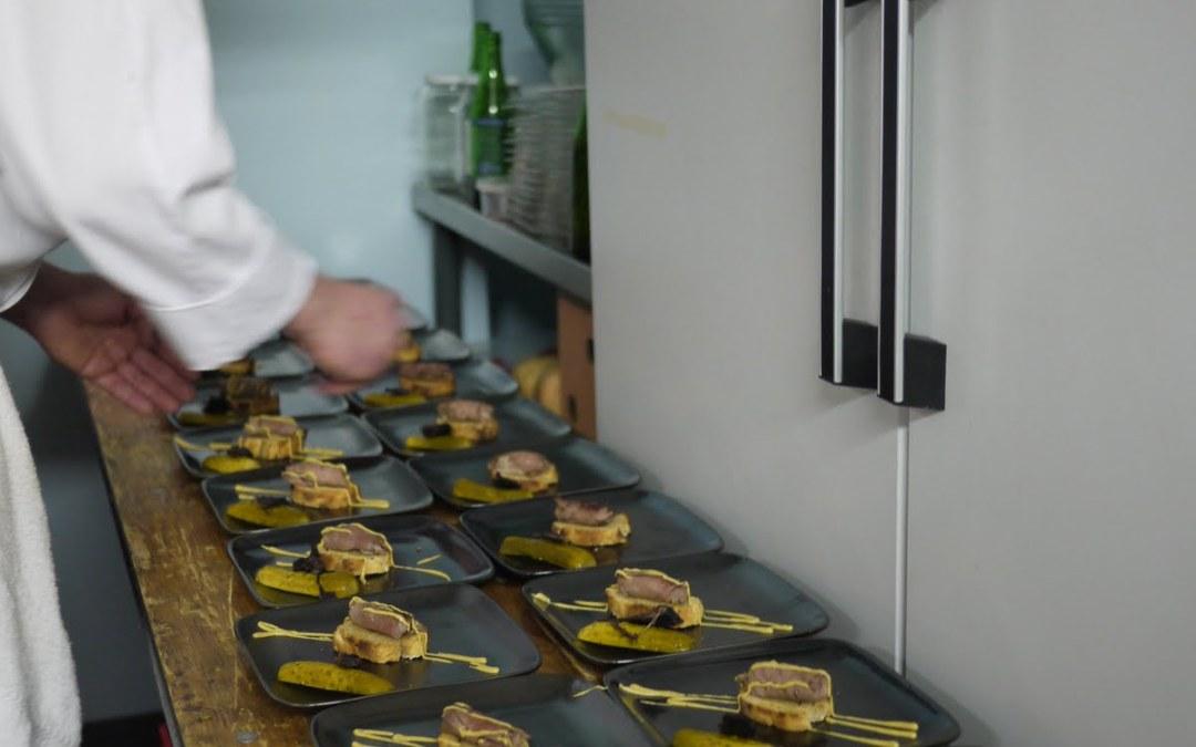Charlie's Burgers Arctic Diplomatic Incident Dinner – Dec 19, 2010