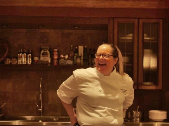 Chef Natasha Schooten