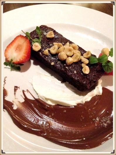 Chocolate Torta $9