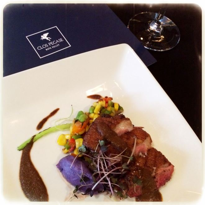 Duck and Cabernet