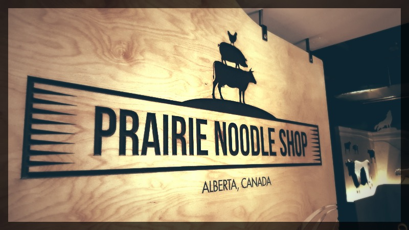Prairie Noodle Shop – Restaurant Review