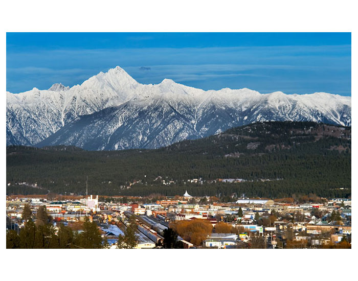 City of Cranbrook - photo credit: Janice Strong Photography