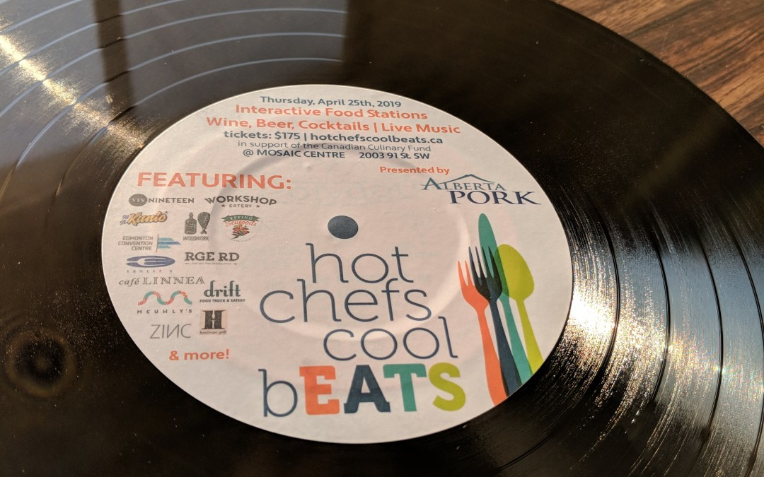 Hot Chefs Cool Beats April 25, 2019