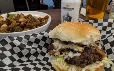 Woodshed Burgers – CBC Review