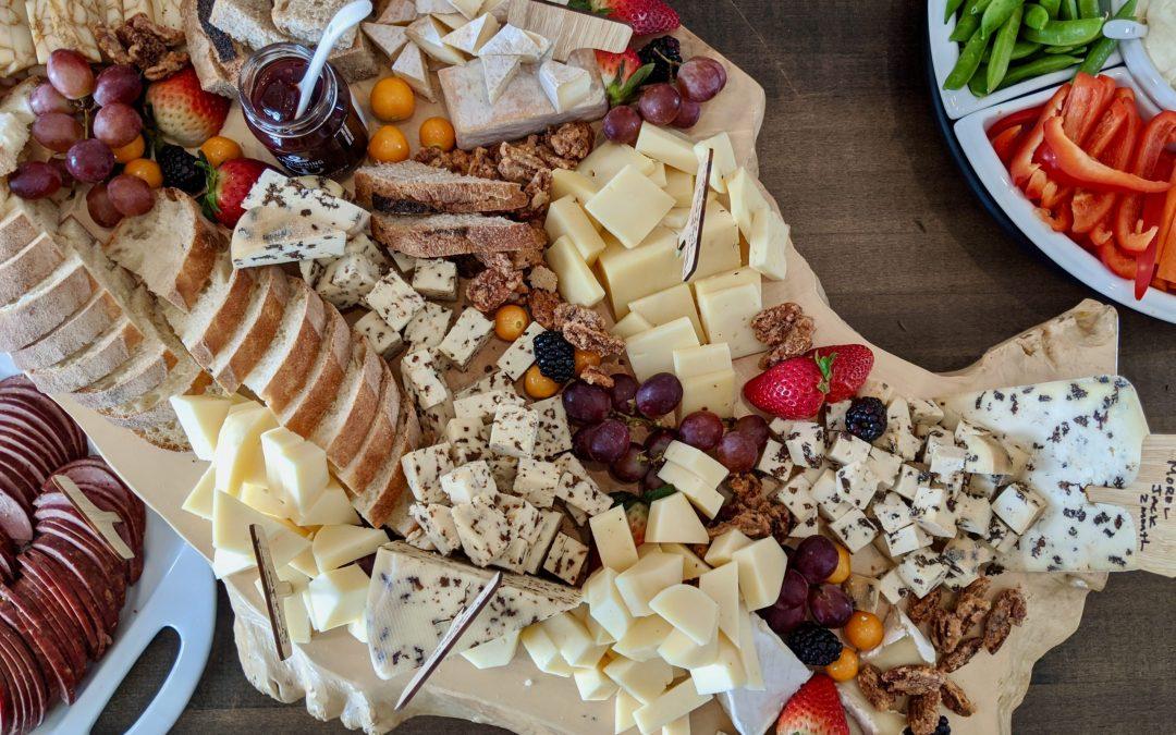 Prepare to Eat Local: Lakeside Farmstead Cheese