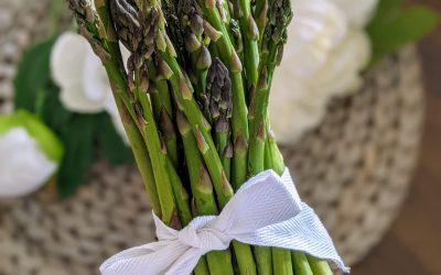 Alberta Seasonal Eating: Asparagus
