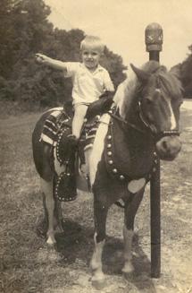 Baby Cowboy Me