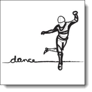 Check out all the designs with the Tap Dancer Sketch
