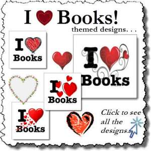 I love Books! / I ♥ Books! . . .