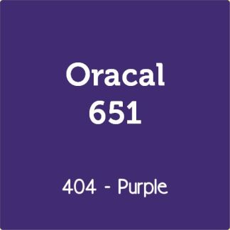 Oracal 651 Vinyl for Decals