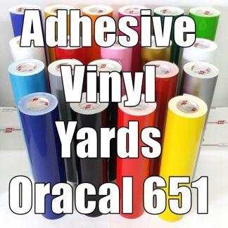 Adhesive Vinyl Yards