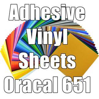 Adhesive Vinyl Sheets