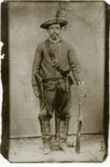 Latino Texan Union Soldier