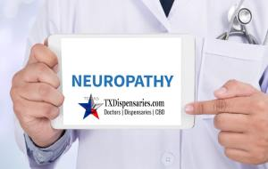 Treating diabetic neuropathy with medical cannabis