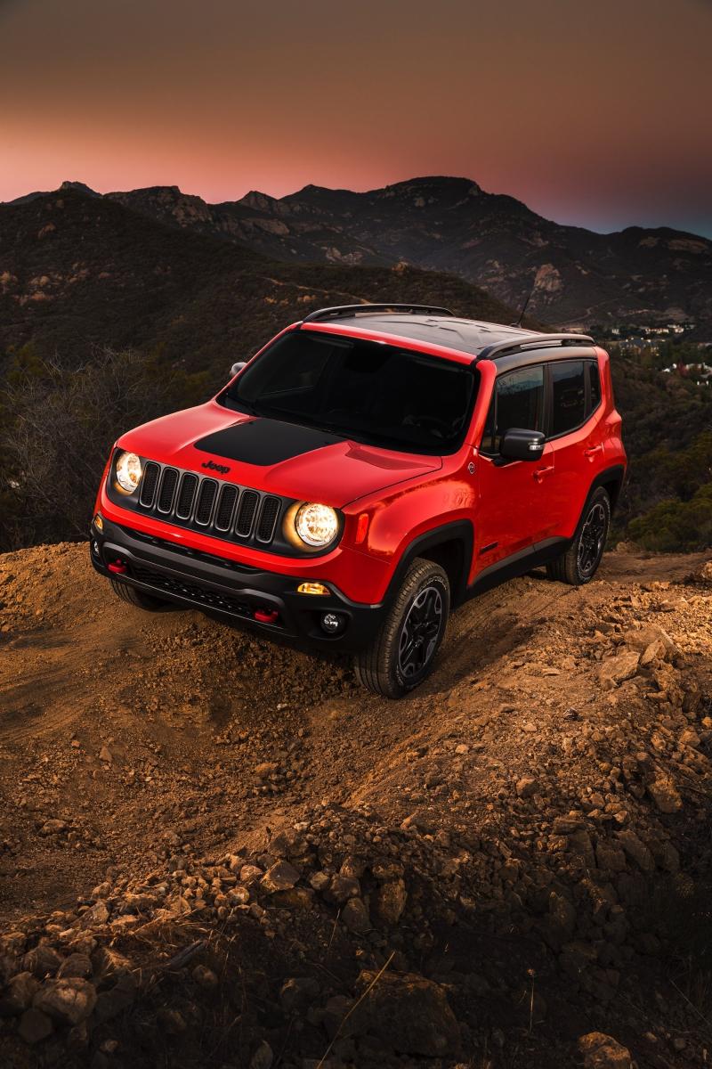 2017 Jeep Renegade Trailhawk  Quick Drive Review  txGarage