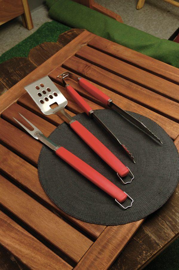 Perfect Chef 3PC BBQ Tool Set