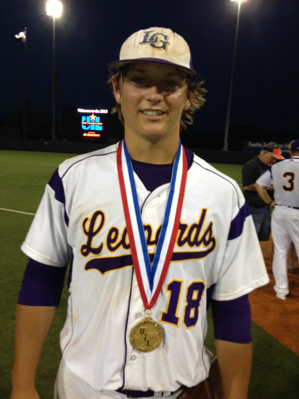 La Grange Takes Home 3a Crown Texas Highschool Baseball