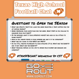 Questions to Start the Season with Coach Bobby Acosta